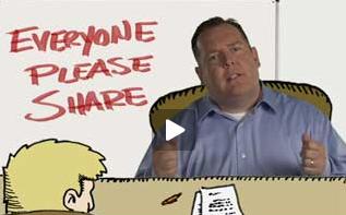 Media Partners' latest training video, full of my illustration!