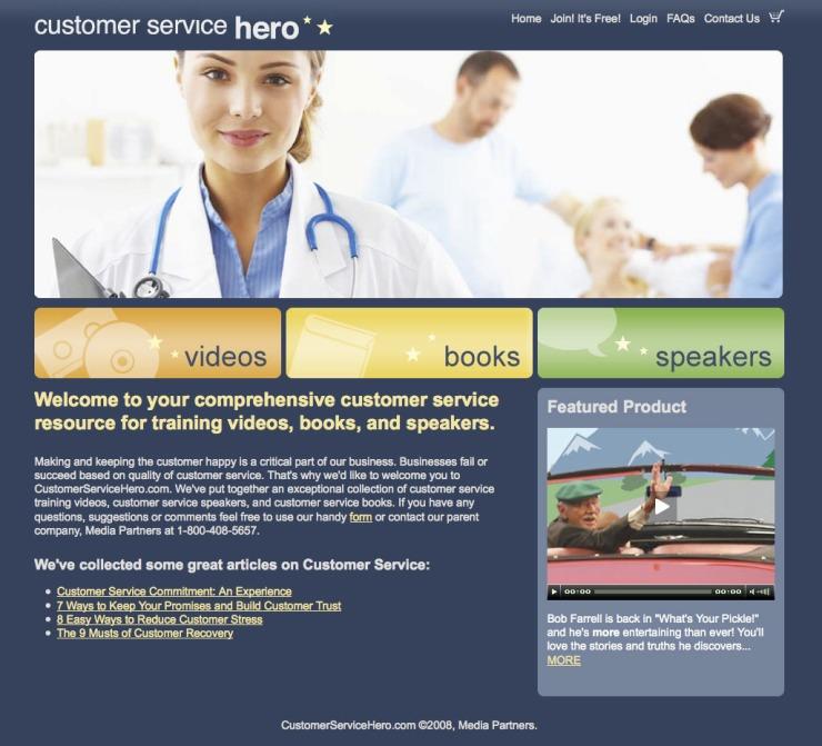 CustomerServiceHero.com
